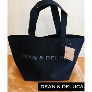 DEAN & DELUCA - 新品 未使用♪《DEAN&DELUCA》トートバック ブラック☆