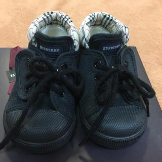 バーバリー(BURBERRY)のバーバリー 子供靴(スニーカー)