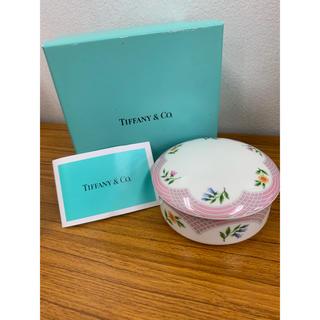 ティファニー(Tiffany & Co.)のTIFFANY&CO. ティファニー 小物入れ(小物入れ)