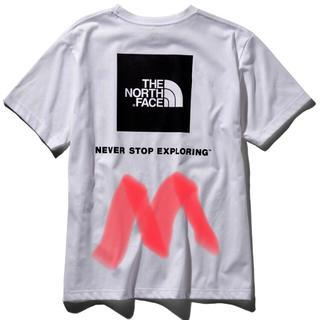 ザノースフェイス(THE NORTH FACE)のノースフェイスTシャツ S/S Square Logo Tee NT31957(Tシャツ/カットソー(半袖/袖なし))