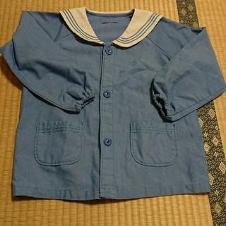 ミキハウス(mikihouse)の幼稚園冬制服120サイズ☆ミキハウスpienipuu(その他)