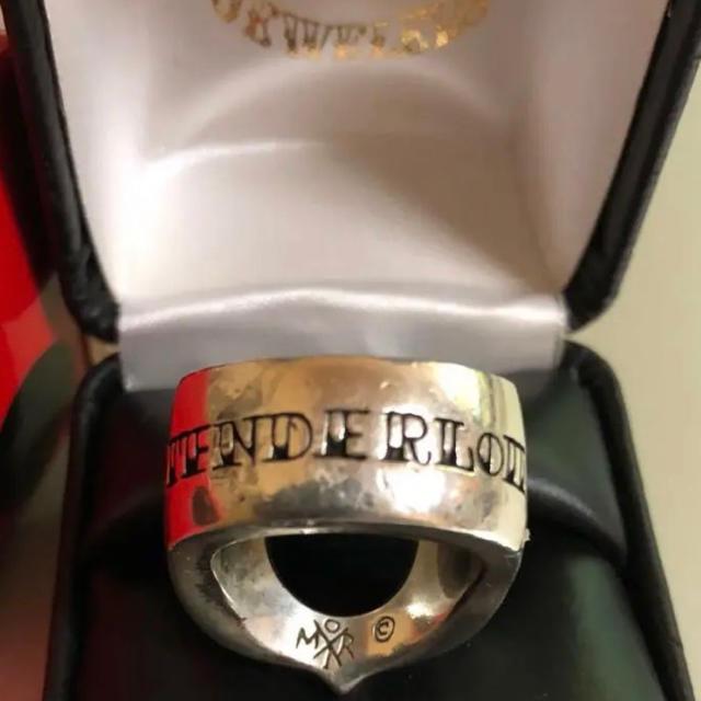 TENDERLOIN(テンダーロイン)の28日夕方までヨッチン様専用テンダーロイン ホースシューリング メンズのアクセサリー(リング(指輪))の商品写真
