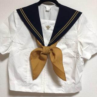 鎌西 夏服セーラー半袖