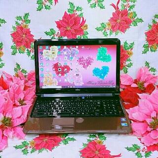 富士通 - 極上品♥爆速Core-i5♥大人気♥大容量750G×4G/新Win10/オフィス
