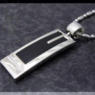 バンダイ(BANDAI)の仮面ライダー555 乾巧 着用ネックレス 黒(ネックレス)