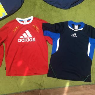 アディダス(adidas)のadidas アディダス Tシャツ サッカー 野球 150(ウェア)