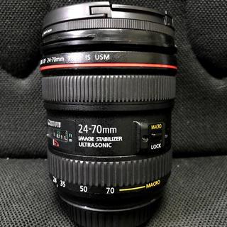 Canon - EF 24-70mm f4L