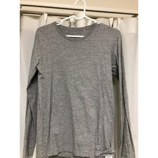ジーユー(GU)のロングTシャツ(Tシャツ/カットソー(七分/長袖))