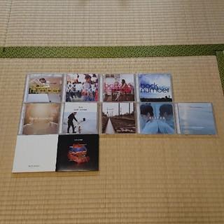 back number  CDシングル、アルバム