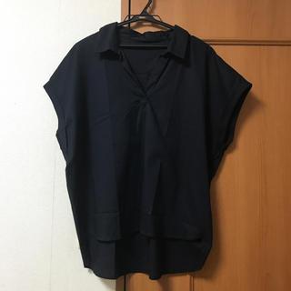 バビロン(BABYLONE)の BABYLONEのスキッパーシャツ(シャツ/ブラウス(半袖/袖なし))