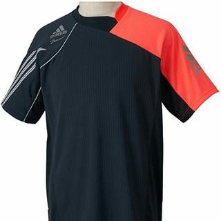 アディダス(adidas)のadidas professional Tシャツ ブラック レッド(Tシャツ/カットソー(半袖/袖なし))