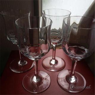 Baccarat - バカラ  カプリ  ワイングラス 4点