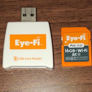 Eye-Fi ProX2 16G CLASS10
