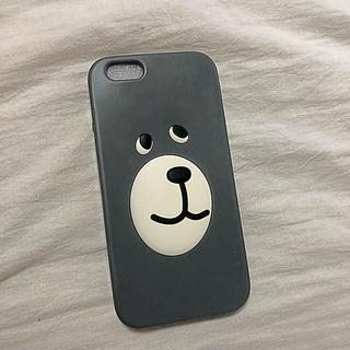 コーエン(coen)のcoen iPhoneケース グレー(iPhoneケース)