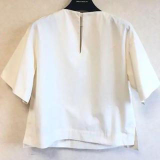 デミルクスビームス(Demi-Luxe BEAMS)のブラウス(シャツ/ブラウス(半袖/袖なし))