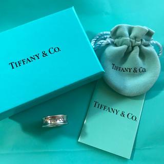 ティファニー(Tiffany & Co.)のティファニー 1837 リング 7号 シルバー925(リング(指輪))