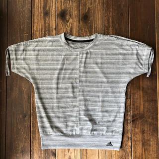 アディダス(adidas)のアディダス  ヨガウエア Tシャツ (ヨガ)