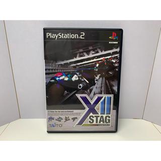 プレイステーション2(PlayStation2)のps2 トゥエルブスタッグ(家庭用ゲームソフト)