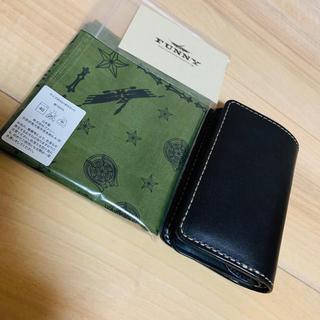 ファニー(FUNNY)のFUNNY ミドルウォレット‼️美品! 新型(折り財布)