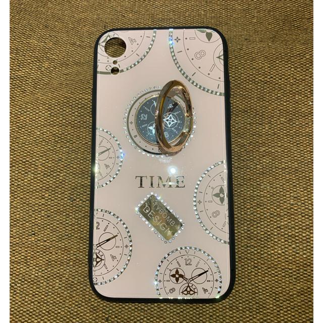 iphoneカバー 手帳型 / 高品質iPhoneXR用ケース  リング付きの通販 by K.K.'s shop|ラクマ