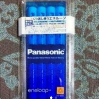 パナソニック(Panasonic)のパナソニック  単4充電池8本(バッテリー/充電器)
