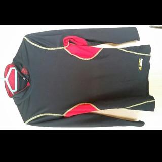 アディダス(adidas)のadidas アディダス アンダーシャツ ブラック(Tシャツ/カットソー(七分/長袖))