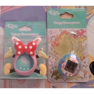 Disney - ポケットうさたま 本体 +うさたまカバー ピンク