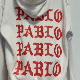 OFF-WHITE - pablo パーカー kanye