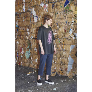 ラッドミュージシャン(LAD MUSICIAN)のLAD MUSICIAN 2POCKET BIG TEE(Tシャツ/カットソー(半袖/袖なし))