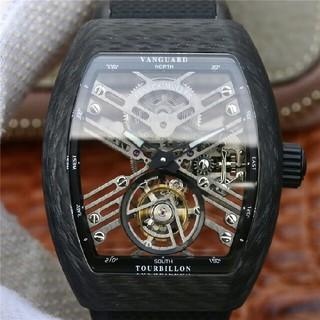 フランクミュラー(FRANCK MULLER)のFRANCK MULLERファミュランドV 45 T SQT CARB陀飛輪新品(腕時計(アナログ))