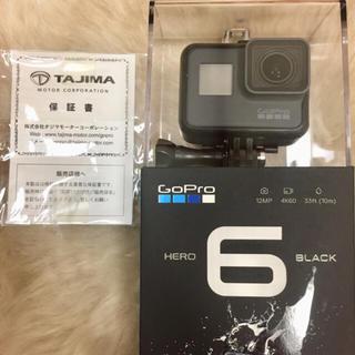 GoPro - GoPro Hero6  新品 未使用