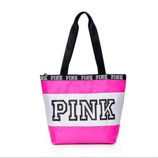 ヴィクトリアズシークレット(Victoria's Secret)の【新品】ヴィクトリアズシークレット  PINK  バッグ  (トートバッグ)