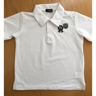 コムサイズム(COMME CA ISM)のコムサイズム 130 ポロシャツ 難あり(Tシャツ/カットソー)