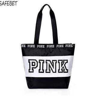 ヴィクトリアズシークレット(Victoria's Secret)の【新品】ヴィクトリアズシークレット  PINK  バッグ(トートバッグ)