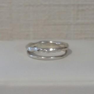 K KAJU ケイカジュ シルバーリング(リング(指輪))