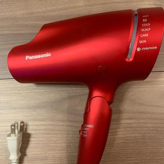 パナソニック(Panasonic)の2018年製 Panasonic ナノケア ドライヤー ジャンク(ドライヤー)