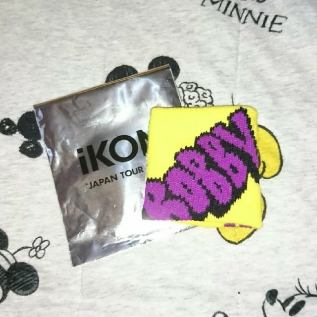 iKON(アイコン)のiKON  リストバンド  エンタメ/ホビーのCD(K-POP/アジア)の商品写真