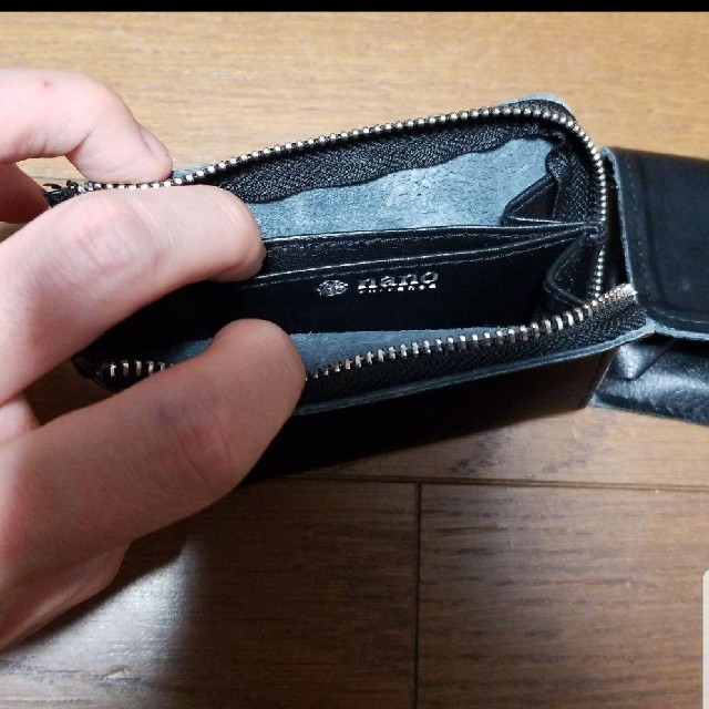 nano・universe(ナノユニバース)のナノユニバース 付録 メンズのファッション小物(長財布)の商品写真