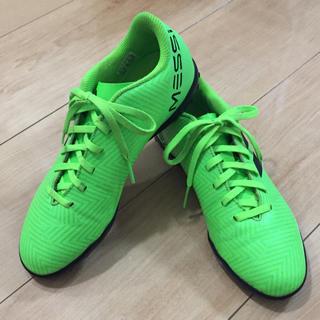 アディダス(adidas)のサッカー トレーニングシューズ アディダス 24.0cm(シューズ)