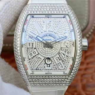 フランクミュラー(FRANCK MULLER)のFRANCK MULLERVanguard V 45 25周年特別記念限定額(腕時計(アナログ))