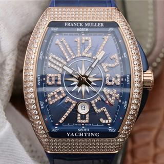 フランクミュラー(FRANCK MULLER)のFRANCK MULLERVanguard Yachting V 45クルーズシ(腕時計(アナログ))