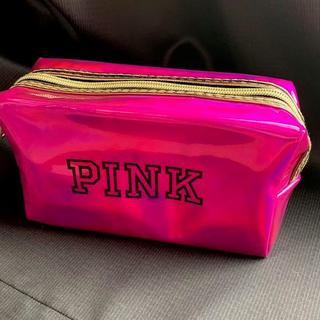 ヴィクトリアズシークレット(Victoria's Secret)の【新品】ヴィクトリアズシークレット PINK ポーチ(ポーチ)