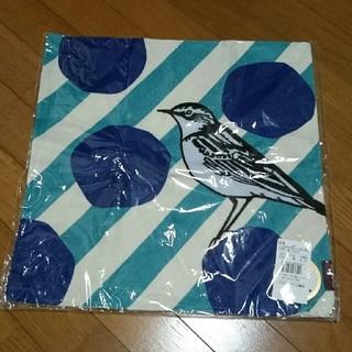ACTUS - 新品☆エチノ echino☆刺繍クッションカバー☆トリ