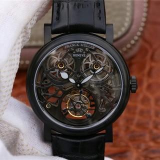フランクミュラー(FRANCK MULLER)のFRANCK MULLERGIGAの円形の透かし彫りの空陀飛輪3色(腕時計)