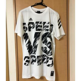 アディダス(adidas)のアディダス 5TS Tシャツ  SPEEDvsSPEED(Tシャツ/カットソー(半袖/袖なし))