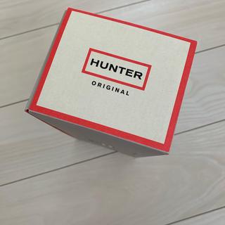 ハンター(HUNTER)のHunter ハンター レインシューズ 箱 インテリア 雑貨 (その他)