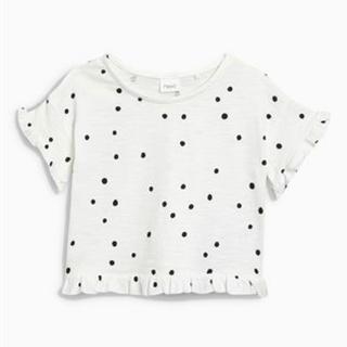 NEXT - NEXT フリルTシャツ