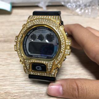 ジーショック(G-SHOCK)のG-SHOCK ジーショック baby-G カスタム 黒 金(腕時計(デジタル))