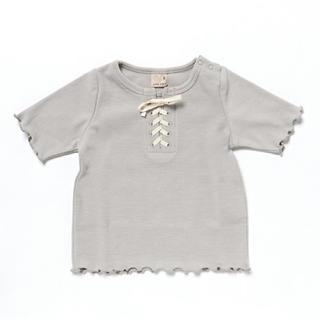 petit main - 新品 petit main メローTシャツ