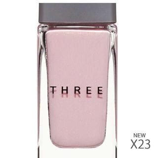 THREE - X23 THREE ネイルポリッシュ  新品未使用
